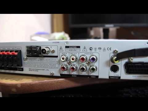 BBK 1112SI подключаем 5.1