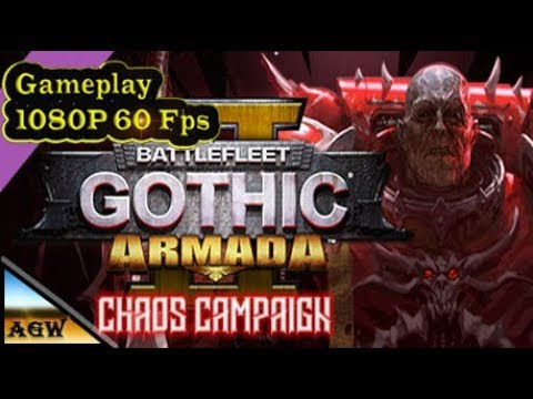Battlefleet Gothic Armada 2; Chaos Campaign Gameplay (PC game) |