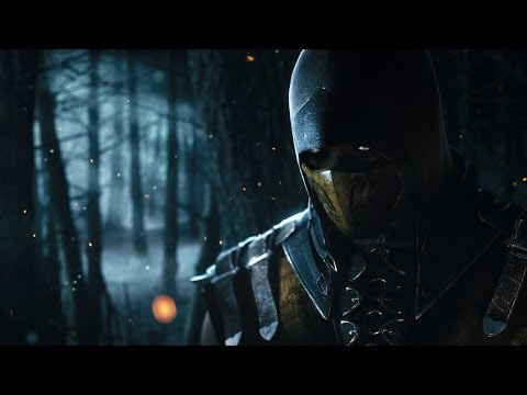 Whos Next?   Mortal Kombat X Announce Trailer
