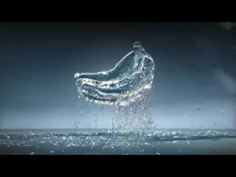 Cool CG Fluid Morphing with RealFlow - YouTube