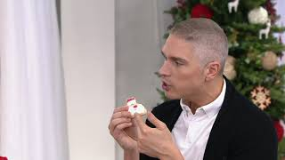 Corso Cookies 60-Count Sugar Cookies in Holiday Tubs on QVC