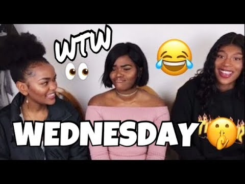 WTWW/ADVICE:MEN ARE TRASH|GOING TO UNI | DOING WIFEY THINGS WITH BEING CUFFED