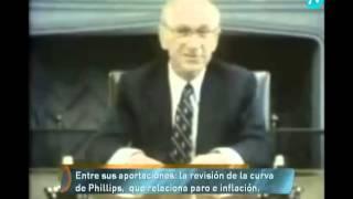 Conoce a uno de los mayores economistas de la historia: Milton Friedman