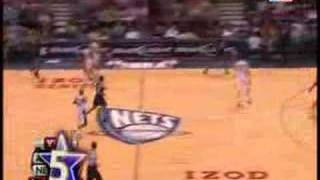 2007-2008 NBA TOP 10 Long Distance Shots