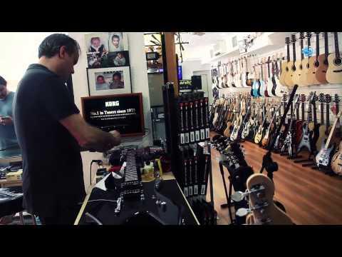 Instrumentos musicales - Madrid- ArdeMadrid