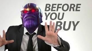 Marvel Ultimate Alliance 3: The Black Order - Before You Buy