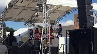AKB48 TEAM8 トーク HSR九州 モースポ フェス.