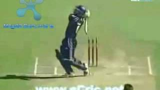 Biggest 6 ever hit in Cricket History