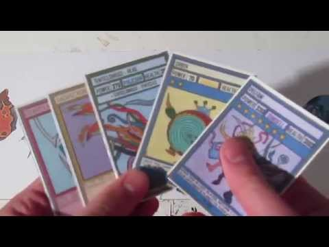 How To Make Your Own Professional Looking Homemade Trading Cards on Microsoft Word or Pages