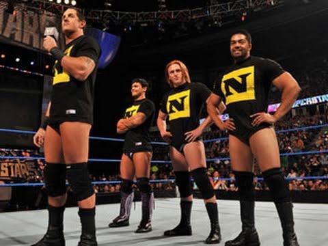 Wwe Nexus Vs John Cena Team WWE Superstars:...