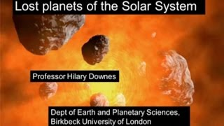 [Science Week 2016] Lost Worlds of the Solar System