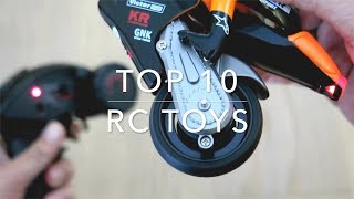 Top 10 RC Toys