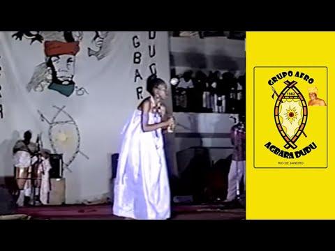 CULTNE DOC - 10ª Noite da Beleza Negra - Agbara Dudu - Desfile
