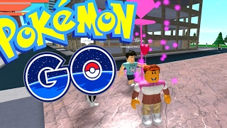 ROBLOX POKEMON GO 2 - WHEN WILL BE FREE TO ENTER!!?? - Spanish Gameplay