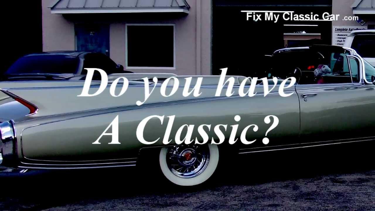 Custom Auto Repair Fort Lauderdale Classic Car And Muscle Car