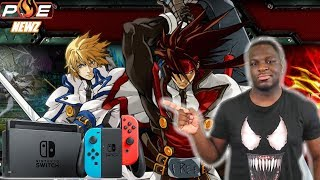 Guilty Gear XX: Accent Core Plus R Coming to Switch! Sonic Mania Tops 1 Million! | PE NewZ