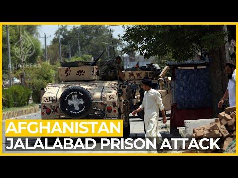 Gunmen storm prison