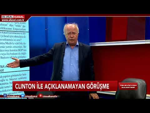 Televizyon Gazetesi- 23 Mayıs 2018- Halil Nebiler- Ulusal Kanal