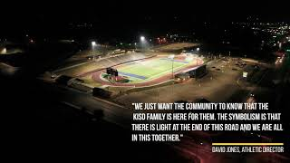 Lights of Hope | Antler Stadium