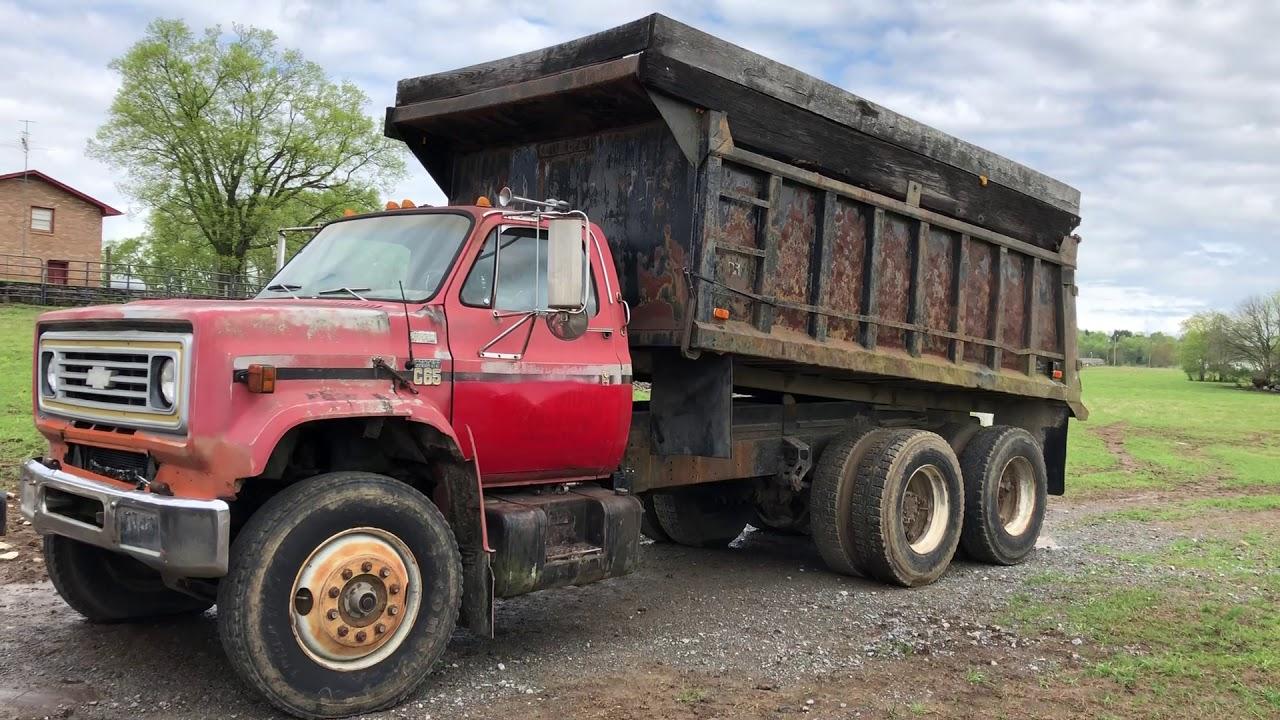 1978 Chevrolet C65 Dump Truck | HiBid Auctions
