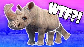 WEIRDEST GAME EVER!! | Zoo Race