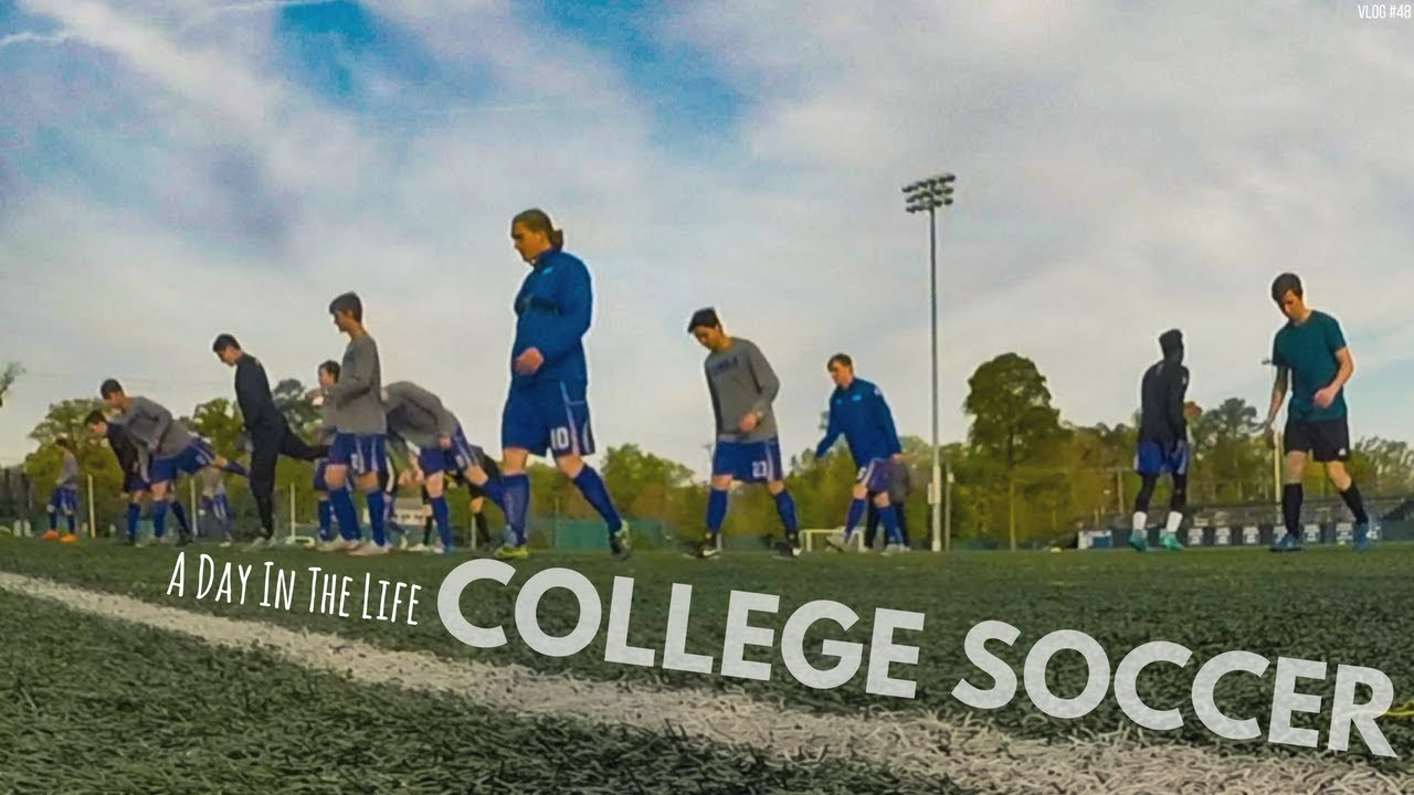 4ec3321e5 A Day In The Life Of A College Soccer Player