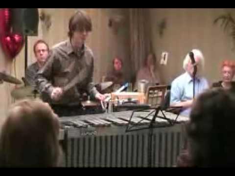 Jim Hart at Market Harborough Jazz Club Plays Shulie-a-bop