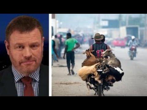 Steyn: No one voluntarily moves to Haiti
