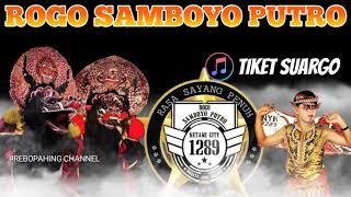 Download [KREASI BARU] TIKET SUARGO Voc IKA NOVI | ROGO SAMBOYO PUTRO 2020