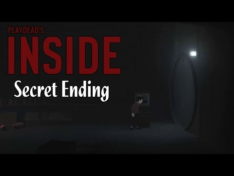 Inside Secret Ending All Collectables Ending 1080p HD Xbox One Gameplay