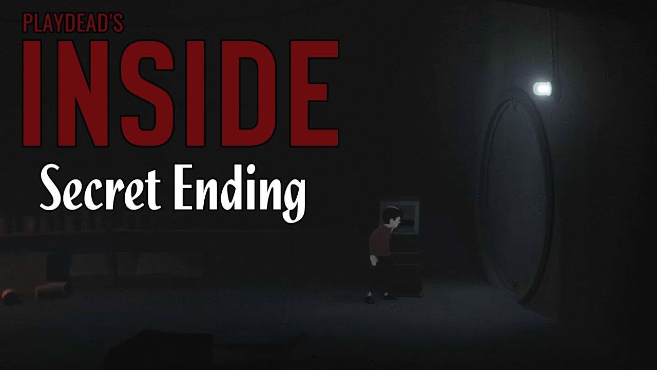 Playdead's Inside - How to Get the Secret Ending Walkthrough