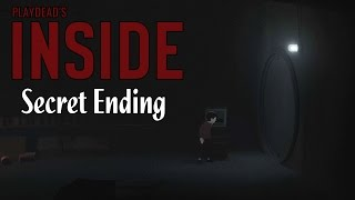 Inside secret ending (all collectables ending) [1080p hd] xbox one gameplay