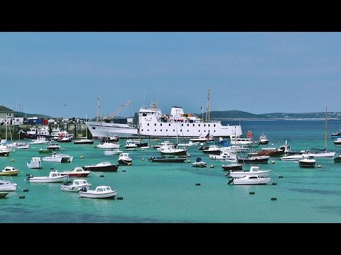 Traveling To The Isles of Scilly on The Scillonian