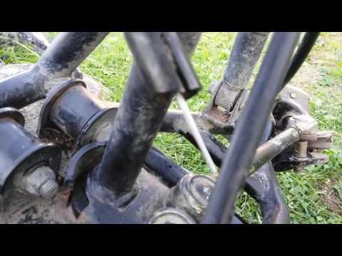 Восстановление квадроцикла Patron scaner 50m #2