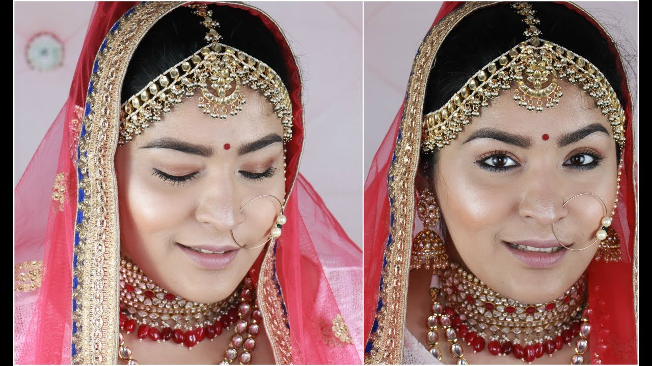 Anushka Sharma Wedding Inspired Makeup Tutorial ...