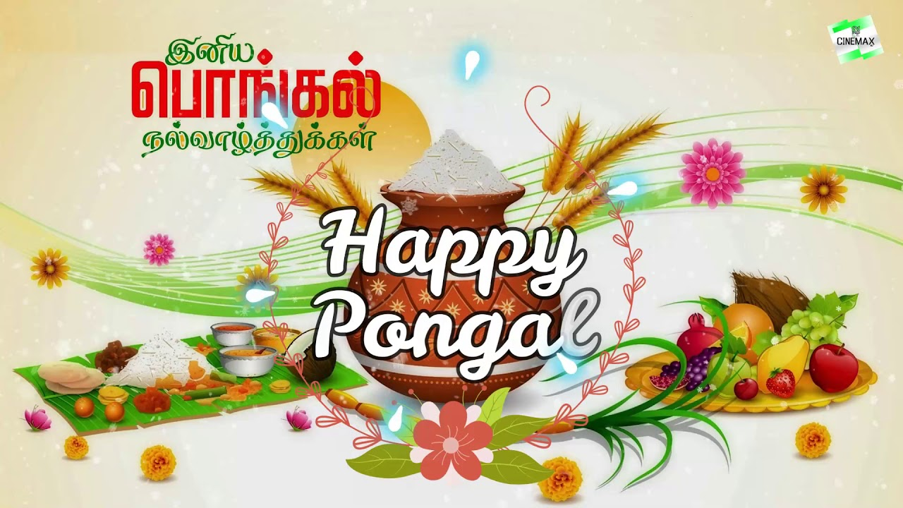 Pongal Wishes 2021