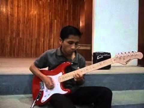 '3 in one' Guitar Solo- Eles Liana