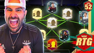 THIS NEW TEAM IS INSANE! 93 TONI KROOS GOATED!! FIFA 21 RTG #51