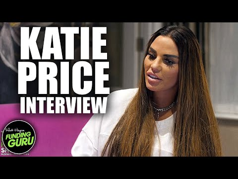 Katie Price Interview - Bankruptcy, Business, Media Percepti