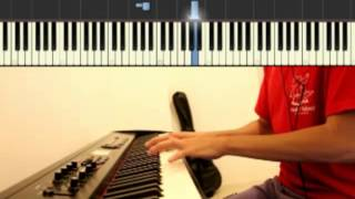 Ninja Hattori - Ninja de Gozaru (Piano Version Indonesia)
