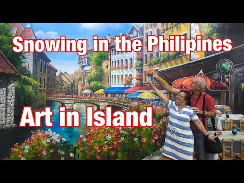 Art in Island an interactive 3D art Museum in Manila Philippines