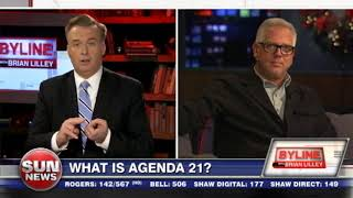 Global control starts with Agenda 21 - Part I
