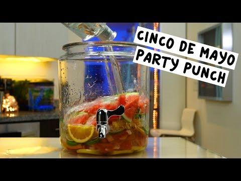 Cinco De Mayo Party Punch