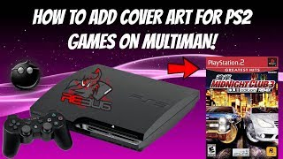 How To Add Cover-Art For PS2 Games On Multiman!