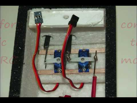 Free energy - Solar Powered Airplane Project - 2200KV electric motor solar cells LiFePO4 battery