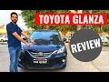 2019 Toyota Glanza V Variant Detailed Review with On Road Price | New Toyota Glanza | CarQuest