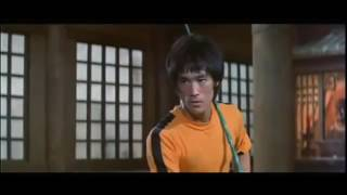 Nunchucks fight, Game Of Death