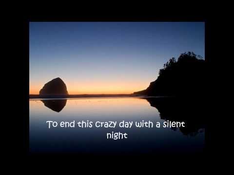 I Need a Silent Night Amy Grant wlyrics