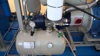 Обзор конструкции винтовых газовых компрессоров PromAir Kompressoren