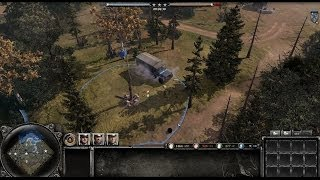 Company of Heroes 2: The Western Front Armies Tutorial. Oberkommando West